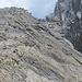 Le sommet de Tita depuis la Gure en descendant