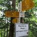 Am WW Serpentinenweg kann man den Abstieg über den gleichnamigen Weg nehmen.   Wer sich auf T1-Gelände absolut sicher bewegen kann, sollte damit kein Problem haben ;-)