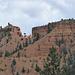 Cliffs im Red Canyon