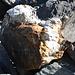 Hier finden sich auch reichlich Mineralien.