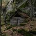 Corte di Mezzo, Cazzana - die letzte noch erhaltene Hütte