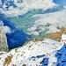 Tiefblick nach Grindelwald