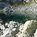 Lago Melo, 2315m - Welch ein Blau!
