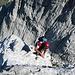 Auf den letzten Metern im besten Kaiserfels - feine Aus- und Tiefblicke