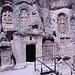 Kloster Geghard - Eingangsbereich zu einer Höhlen-Kapelle (Lusavorich Höhlen-Kapelle?).