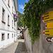 Man kann die Via Bregaglia natürlich auch in Soglio starten ;-)