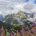Erhabener Blick ins Val Bregaglia