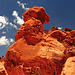 Balanced Rock am Visitor Center