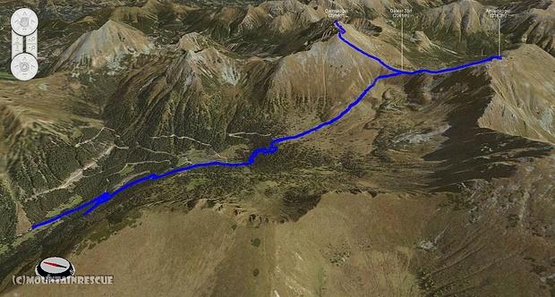 Auf Erkundstour im Bärental