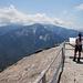 Am Gipfel des Moro Rock