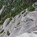 Steiler Westhang des Moro Rock