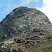 Blick auf die Aufstiegsroute vom Val Languard aus.