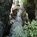 Die Steinbrücke bei Saut de Brot
