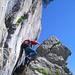 Ungespaltenes Klettererglück