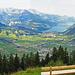 Tolle Aussicht Richtung Schwyz, Brunnen und Vierwaldstättersee