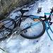 Mountainbike bei Porta da Gliems