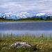 Kleiner See auf dem Plateau hinter dem Sjnjierak ...