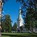 Gleich neben dem Museum: die Kirche von Jokkmokk