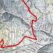 Route Detail Bassa della Cognora