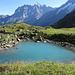 Der liebliche Oberhornsee. Wir verweilen und geniessen!