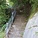 der Einstieg in den Wanderweg zur Wiler Vorsess (Brünig-Hasliberg)