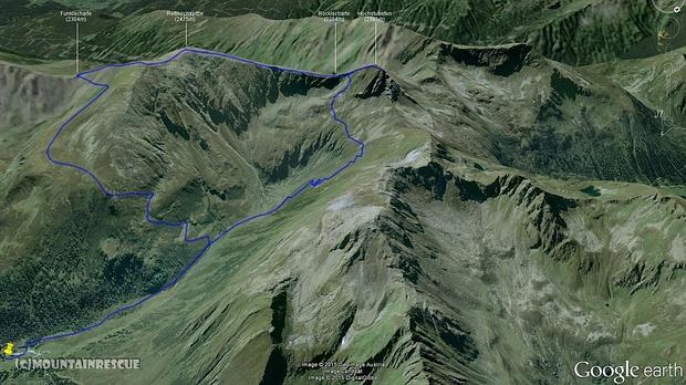 Rundtour in den Wölzer Tauern