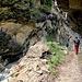 Ausgangsschlucht des Val de la Forcola