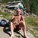 Alpe Ventina : Rifugio Capanna Ventina