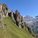im Abstieg vom Ruosalper Chulm