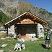 Alpe Lagazzuolo : Bivacco degli Alpini