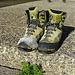 """Zertanzte Schuhe: """"Gut schaut's aus, a bisserl abgekämpft villeicht..."""""""