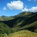 Blick hinüber zur Althornbach Alpe