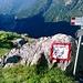 Deviazione per Colle Piglimo',presso Alpe Faller 1984 mt.