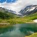 Der schöne Grundsee kurz vor Fafleralp