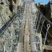 Die Salbitbrücke, sie hing einst im Triftgebiet