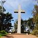 Das Kreuz auf dem Mount Davidson ist 103 Fuss, 31.4 m hoch. Es ist den Opfern des Armenischen Genozids von 1915 gewidmet.