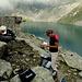 Pausa al lago Nero (isi)