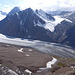 Abramov Gletscher