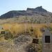 Friedhof am Fusse des Berges