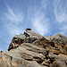 Aufstieg zum letzten Gipfel