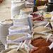 Verschiedene Sorten von Reis