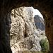 In einer Höhle
