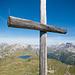 Gipfelkreuz Rothorn