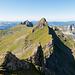 Gipfelpanorama vom Rothorn in Richtung Glogghüs und Hochstollen