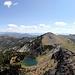 Panorama from Needle Peak towards Lake Tahoe