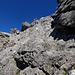 Immer ein Weg ...oder künstliche, in den Fels gehauene Stufen ...