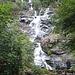 mit 97m einer der höchsten Naturwasserfälle Deutschlands