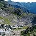 Panoramica verso la Val d'Egua.