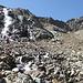 Wasserfall am Oberlauf des Finsterbaches