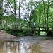 Die Furt am Stein - heute eine Brücke